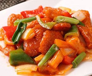 Sweet and sour fish thumbnail