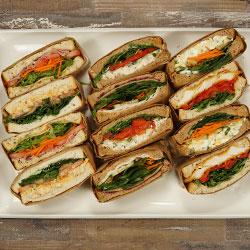 Gourmet sandwiches thumbnail