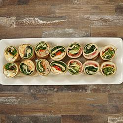 Gourmet wraps thumbnail