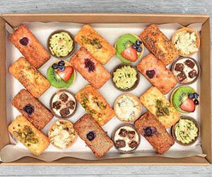 Friands and tarts collection thumbnail