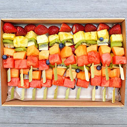 Fruit skewer collection thumbnail