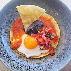 Breakfast food truck menu thumbnail