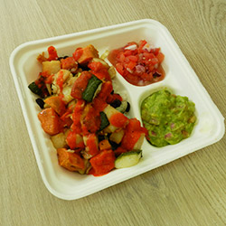 Roast vegetables burrito bowl thumbnail