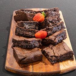 Gluten free brownie thumbnail