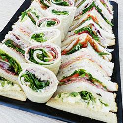 Mixed breads platter thumbnail