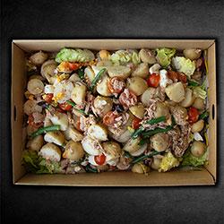 Tuna Nicoise salad thumbnail