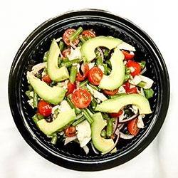 Chicken pesto salad thumbnail