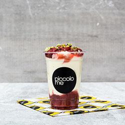 Mixed berry and yoghurt cup - regular thumbnail