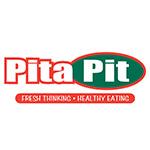 Pita Pit Milton logo