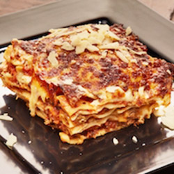 Beef lasagne thumbnail