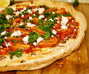 Bruschetta pizza thumbnail