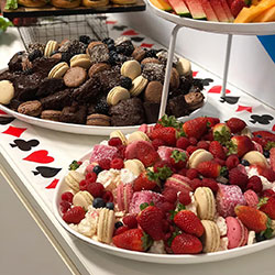 Dessert platter - serves 10 to 12 thumbnail