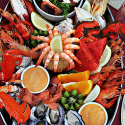 Seafood platter thumbnail