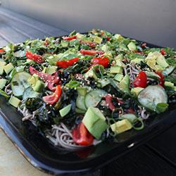 Soba salad thumbnail