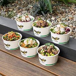 Poke' bowls package - serves 6 to 8 thumbnail