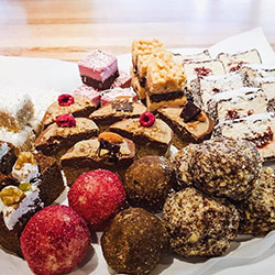 Raw sweets platter thumbnail