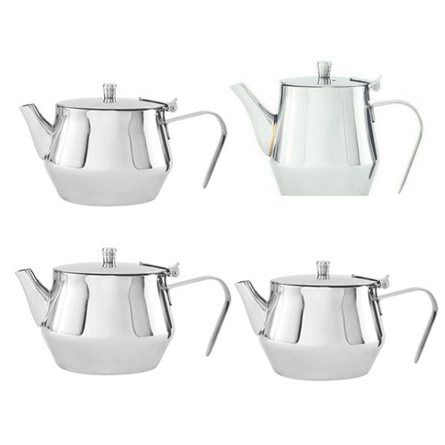 Traditional teapot s/s thumbnail