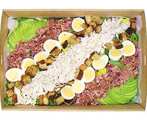 Chicken Caesar salad thumbnail