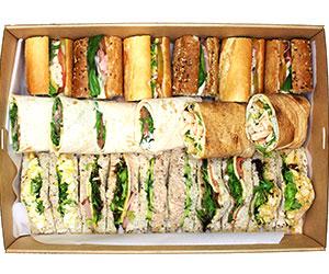 Sandwiches, wraps and baguettes thumbnail