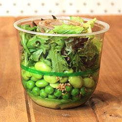 Super Asian greens veggie thumbnail