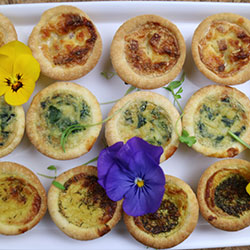 Cocktail quiches thumbnail