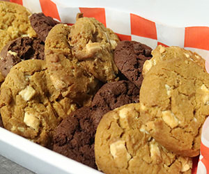 Assorted cookies - large thumbnail
