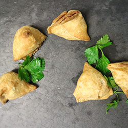 Curry puffs - mini thumbnail