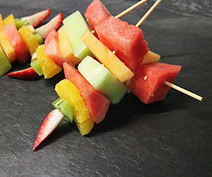Fruit skewer thumbnail
