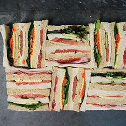 Ribbon sandwiches thumbnail