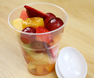 Fruit salad pots - 215 ml thumbnail