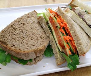 Swiss sourdough cobb sandwiches thumbnail