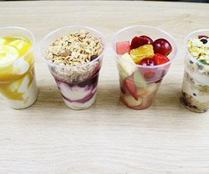 Yoghurt pots - 215 ml thumbnail
