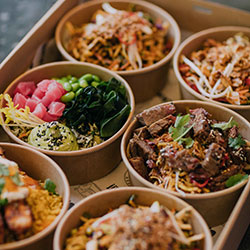 Assorted selection of bowls and poke thumbnail