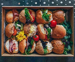 Baby buns sandwiches thumbnail