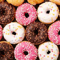 Cronuts and donuts thumbnail
