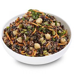 Quinoa and coconut salad thumbnail