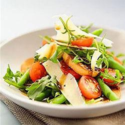 Rocket and parmesan salad thumbnail