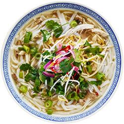 Vietnamese noodle soup thumbnail