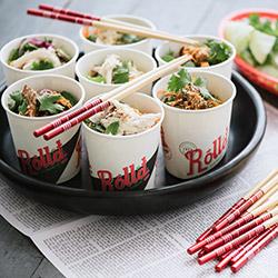 Mini bowls - serves up to 10 thumbnail