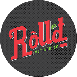 Roll'd Chadstone logo