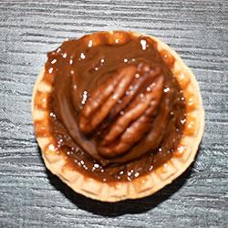 Caramel tart - mini thumbnail