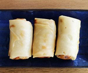 Vegetarian spring rolls thumbnail