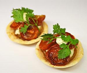 Savoury tartlet thumbnail