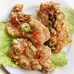 Crispy chicken ribs thumbnail