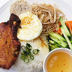 Grilled pork special rice thumbnail