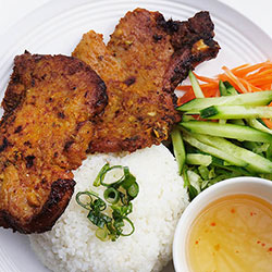 Grilled meat and rice thumbnail