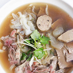 Special beef noodle soup thumbnail