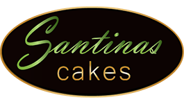 Santina's Cakes and Catering logo