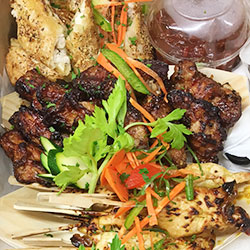 Chomping chicken platter - serves 10 thumbnail
