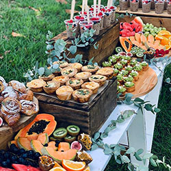 Breaky bliss grazing table thumbnail